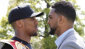 "Dominic Breazeale on 'Taking Joshua to Places He's Never Been': ""We'll Find Out on Saturday Night If He Can Handle It"""