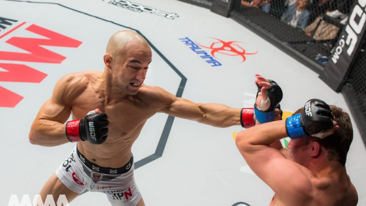 Marlon Moraes vs. Josh Hill Bantamweight Title Rematch Set For WSOF 32 on July 30 LIVE on Fight Network
