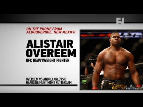 Alistair Overeem Talks Andrei Arlovski Bout, Cain Velasquez Offer, JacksonWink MMA & More