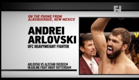 "Andrei Arlovski on UFC Fight Night Rotterdam & Alistair Overeem – ""All My Coaches in My Corner"""