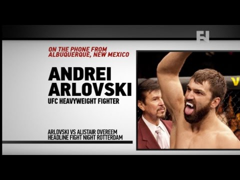 "Andrei Arlovski on UFC Fight Night Rotterdam & Alistair Overeem – ""All My Coaches in My Corner"""