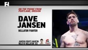 """Bellator 155: Dave """"The Fugitive"""" Jansen on Nickname, Post-MMA Career, Marcin Held & More"""