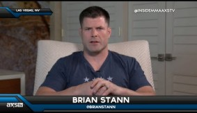 Brian Stann Speaks on Memorial Day, HelpForHeroes, Future in Politics with Mauro Ranallo & Bas Rutten