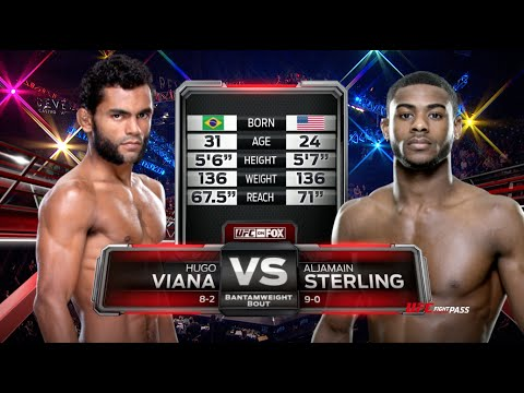 Bryan Caraway Chokes Erik Perez, Bryan Caraway Beats Down Hugo Viana in UFC Fight Night Las Vegas Free Fights