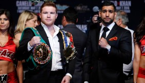 Canelo Alvarez vs. Amir Khan Final Press Conference – Video Replay