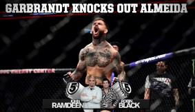 Cody Garbrandt KO's Thomas Almeida, Jeremy Stephens Defeats Renan Barao on 5 Rounds