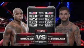 Cody Garbrandt vs. Marcus Brimage Full Fight Ahead of UFC Fight Night Las Vegas
