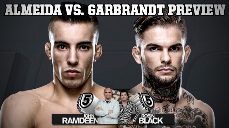 Cody Garbrandt vs. Thomas Almeida & Renan Barao vs. Jeremy Stephens Preview on 5 Rounds