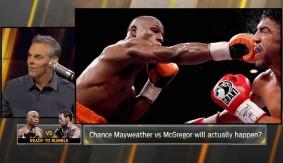Colin Cowherd: Conor McGregor vs. Floyd Mayweather is Going to Happen