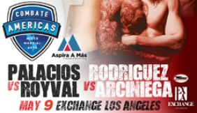 Combate Americas 5: Road to the Championship Returns May 9 LIVE on Fight Network