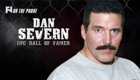 "Dan ""The Beast"" Severn on Cancelled Ken Shamrock Bout, Amateur & Pro Wrestling on MMA Meltdown"