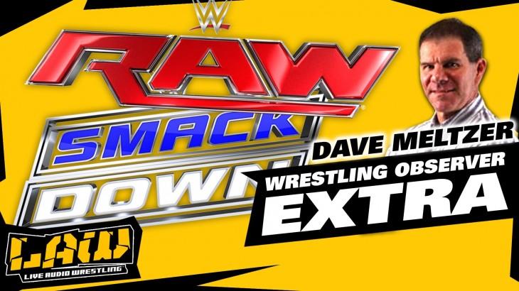 Dave Meltzer on the WWE's Brand Split, Will Ospreay v. Ricochet