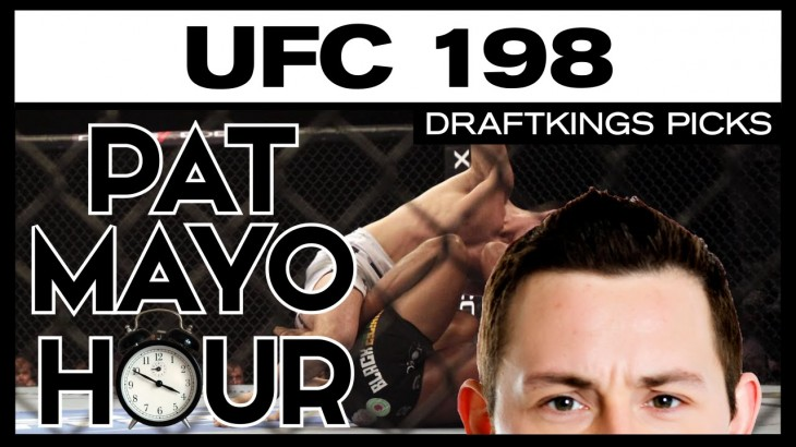 DFS MMA: UFC 198 DraftKings Picks & Preview