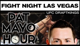 DFS MMA: UFC Fight Night Las Vegas DraftKings Picks & Preview