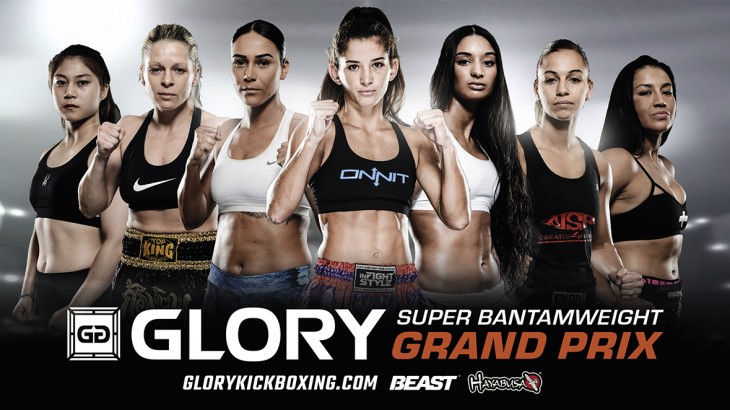 Tiffany Van Soest, Zoila Frausto, Iman Barlow Included in GLORY Women's Super Bantamweight Championship Grand Prix