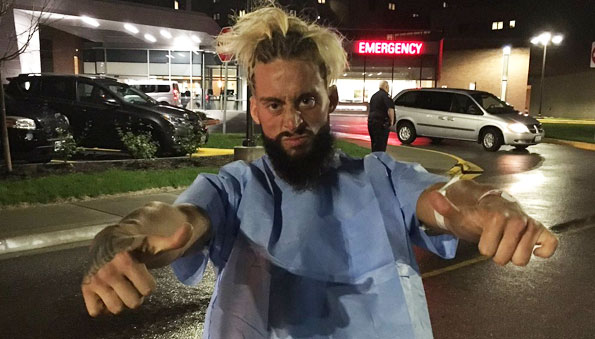 May 2 News Update: Enzo Released from Hospital Following Concussion