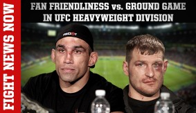 Fan Friendliness vs. Ground Game in UFC Heavyweight Division on Fight News Now