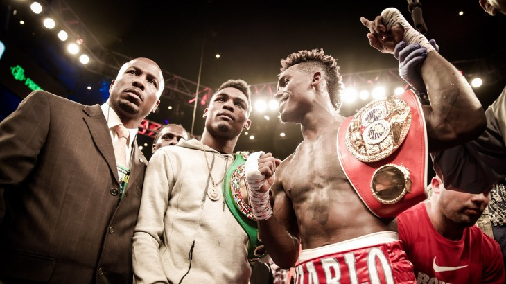 Jermall & Jermell Charlo Become First Twin Brothers to Simultaneously Hold World Titles in Same Weight Class