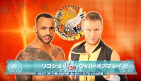 FULL MATCH: Will Ospreay vs. Ricochet from Best of the Super Juniors