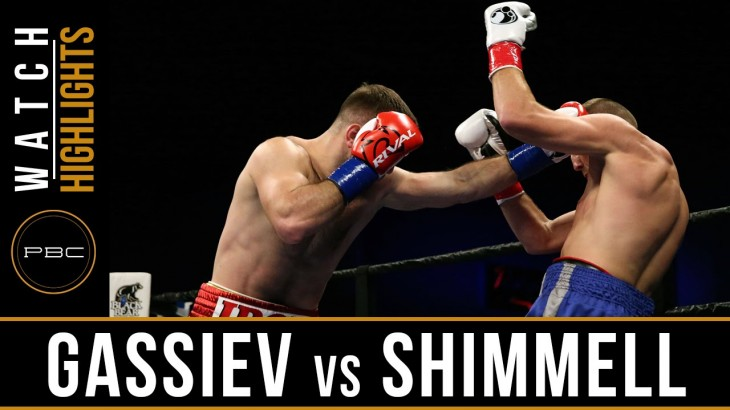 Full Report, Video Highlights & Photos – Murat Gassiev Scores One-Punch KO on Jordan Shimmell at PBC on FS1