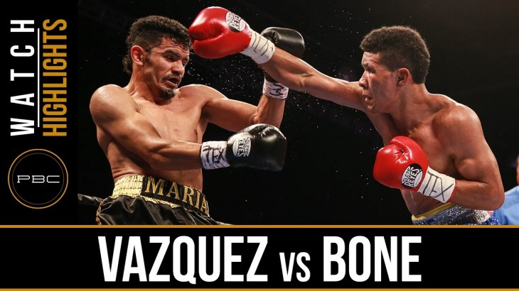 Full Report, Video Highlights & Photos – Miguel Vazquez Calls Out Adrien Broner After Win Over Erick Bone at PBC on FS1