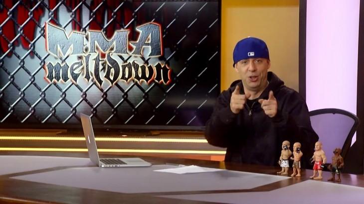 Gabe's Take on Alistair Overeem vs. Andrei Arlovski and Conor McGregor vs. UFC on MMA Meltdown