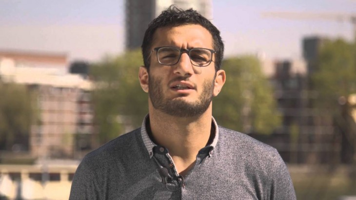 Gegard Mousasi's Got Jokes and They Will Not Put You to Sleep