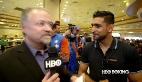 "HBO PPV: Amir Khan Ahead of Canelo Bout – ""I've Always Dreamt for a Big Fight Like This"""