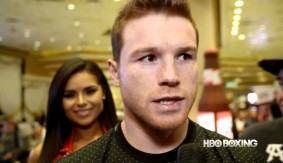 "HBO PPV: Canelo Alvarez Ahead of Amir Khan Bout – ""I Want to Leave a Legacy"""