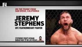 Jeremy Stephens Speaks on 'Mentally Broken' Renan Barao Ahead of UFC Vegas