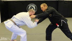 JitsMag Tutorial: Dynamic Guard Pull into De La Riva X-Guard with Nic Gregoriades