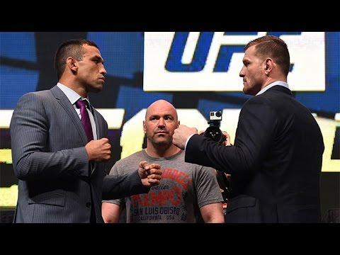 "Joe Rogan: ""Stipe Miocic is the Man Fabricio Werdum Needs To Beat to Cement His Legacy"" at UFC 198"