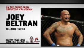 Joey Beltran Ahead of Bellator 155 on Moving Back to Heavyweight, Chase Gormley & More