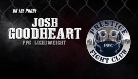 Josh Goodheart Talks Sophmore Pro MMA Bout on MMA Meltdown