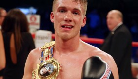 Nick Blackwell on Road to Recovery Following Hospitalization from Eubank Jr. Bout