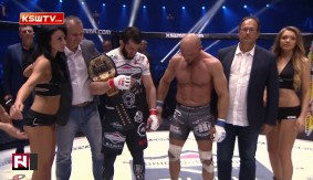 KSW 35: Mamed Khalidov vs. Aziz Karaoglu – Fight Network Recap