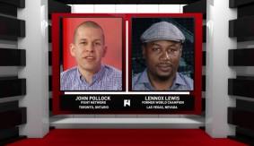 Lennox Lewis Previews Canelo Alvarez vs. Amir Khan & Tyson Fury vs. Wladimir Klitschko Rematch