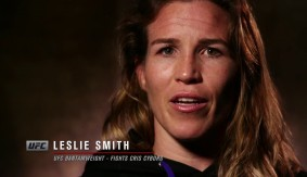 "Leslie Smith 'Begging For' Cris Cyborg Fight Ahead of UFC 198 – ""Opportunity I Could Not Let Pass Me By"""