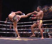 Lion Fight 29 Results: Regian Eersel Knocks Out Jo Nattawut with Head Kick