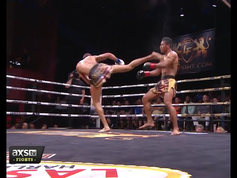 Lion Fight 29 Results: Regian Eersel Knocks Out Jo Nattawut with Head Kick