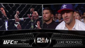 Luke Rockhold Sounds Off For UFC 197: Jon Jones vs. Ovince Saint Preux