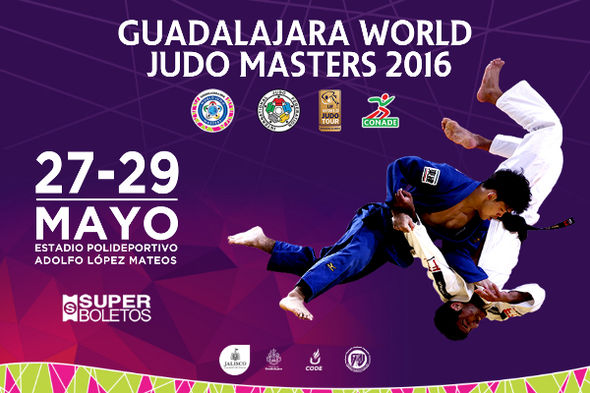 IJF World Judo Masters 2016 Guadalajara Preview