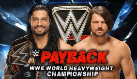 WWE Payback 2016 Report – Roman Reigns vs. A.J. Styles