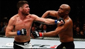 Michael Bisping Looks Back on Bout vs. Anderson Silva at UFC Fight Night London