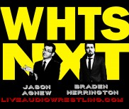 Jan. 19 Edition of whtsNXT with Jason Agnew & Braden Herrington