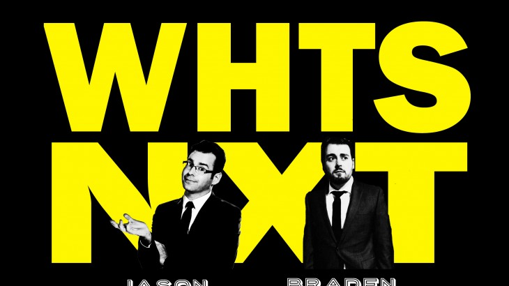 May 26 Edition of whtsNXT
