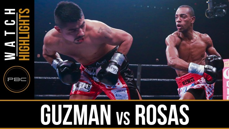 PBC on Spike Full Fight: Jonathan Guzman Stops Daniel Rosas