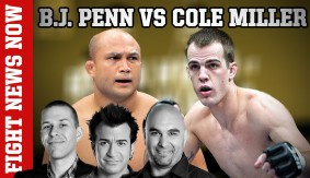 Phil Davis vs. King Mo Preview, B.J. Penn vs. Cole Miller & More on Fight News Now
