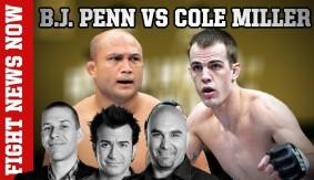 Phil Davis vs. King Mo Preview, B.J. Penn vs. Cole Miller & More on Fight News Now