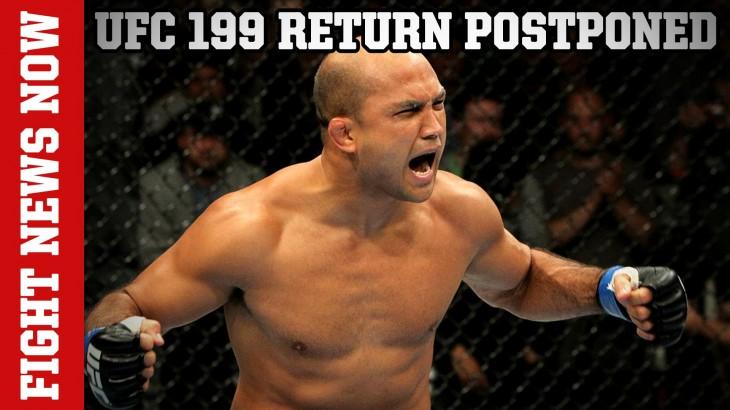 Rafael Carvalho Wins Controversial Decision vs. Manhoef, B.J. Penn Off UFC 199 on Fight News Now